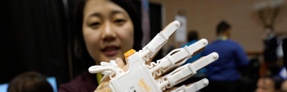 Nuevas tecnologías en la rehabilitación de discapacitados